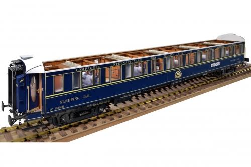 Orient Express Schlafwagen Baukasten Krick 25214