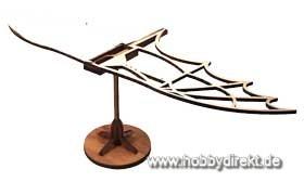 Flügel Leonardo da Vinci Laserbausatz Krick 25901