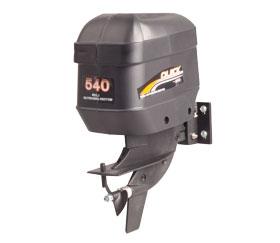 Quick 540 Brushless Aussenbor Krick 26131