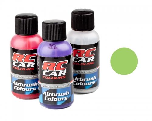 RC Car 1008 fluor grün  30 ml Airbrush Krick 323008
