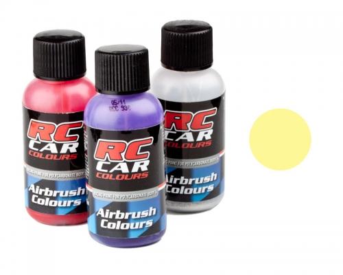 RC Car 020 zitronengelb    30 ml Airbrush Krick 323020
