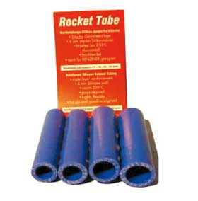 Rocket Tube blue 24 mm � 10 c Krick 44094