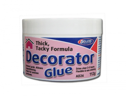 Decorator Klebstoff 112 g DELUXE Krick 44103