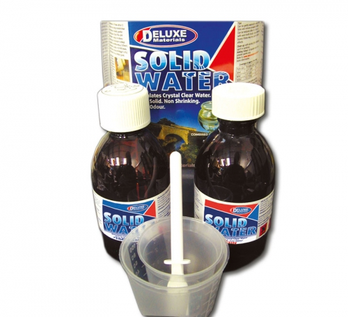 Solid Water 350 ml  DELUXE Krick 44113