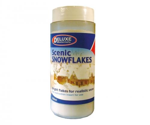 Scenic Snowflakes 500 ml DELUXE Krick 44122