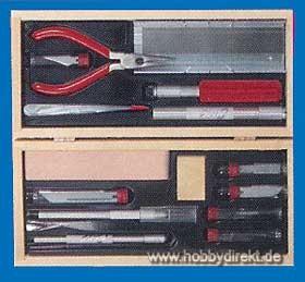 Ship Modelers Werkzeugset Holz Krick 444291