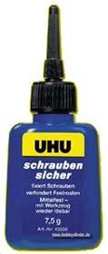 UHU schraubensicher 7,5g Flasche Krick 45555