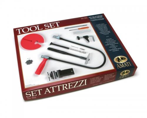 Werkzeugsatz Laubsäge mit Zubehör AMATI Krick 473912