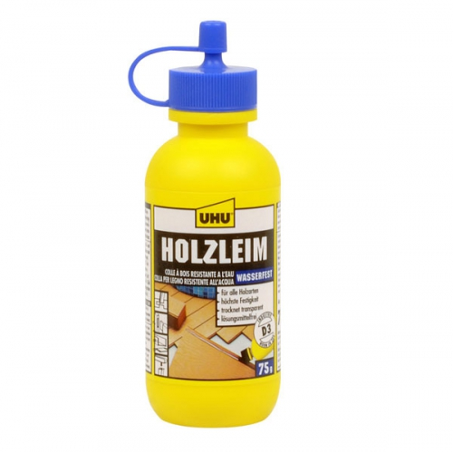 UHU HOLZ D3 wasserfest 75 g Flasche Krick 48510
