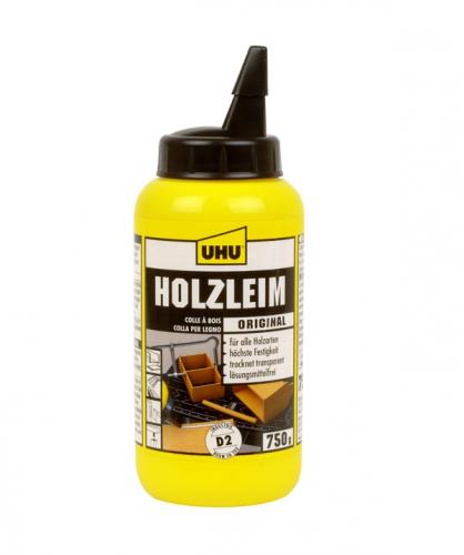 UHU HOLZ Original 750g Flasche Krick 48575
