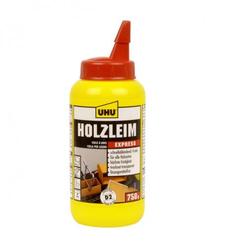UHU HOLZ Express 750g Flasche Krick 48600