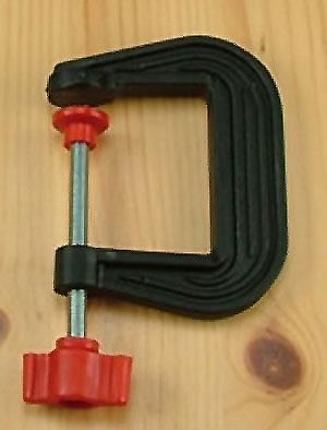 Kunststoffklemme 50 mm Krick 492131