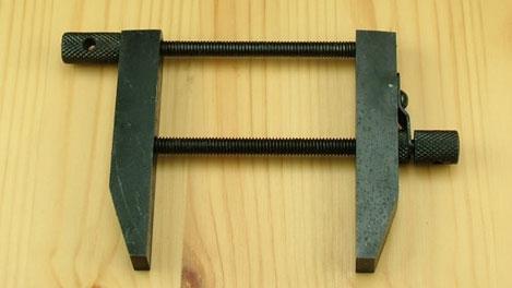 Parallelklemme Metall 50 mm Krick 492133