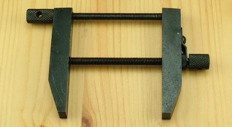Parallelklemme Metall 63 mm Krick 492134