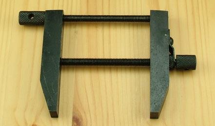 Parallelklemme Metall 75 mm Krick 492135