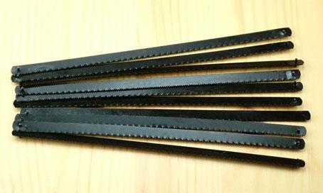 Ersatzblätter für Bügelsäge Krick 492157