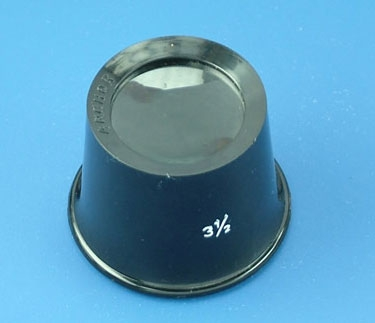 Uhrmacherlupe 3,5x Vergrößerung Krick 492250