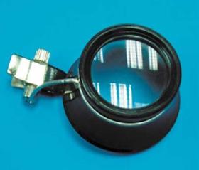 Clip On Lupe 3-fach Vergrößerung Krick 492253