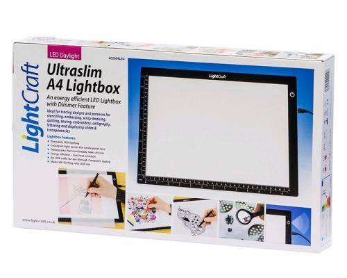 Ultraslim LED Lichtbox A4 Krick 492281