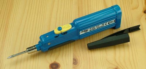 Battery Star ST 045 Lötkolben Krick 492970