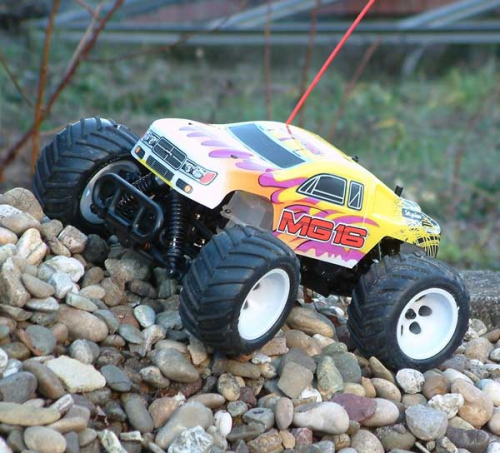 MG16 Monster Truck 1:16 ARR-S Krick 610702