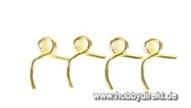 Kupplungsfedern 1,1 gold hart (Satz) Krick 614421