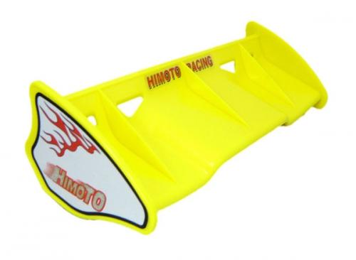 Himoto Heckflügel gelb 1:8 NEW Version Krick 614492