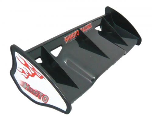 Himoto Heckflügel schwarz 1:8 NEW Version Krick 614493