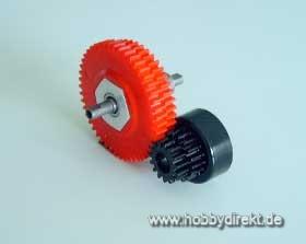 2-Gang Getriebe FF Buggy/Rally Krick 618307