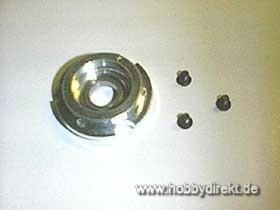 Zahnradmitnehmer 2-gang DX Getriebe Krick 618502