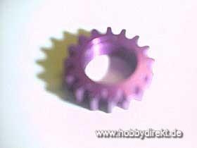 Kupplungsglockenritzel 16Z M12 Krick 618528
