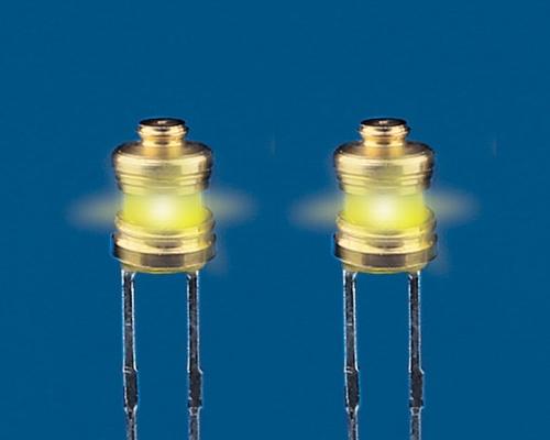 Schiffslampen Rundum 4 mm mit LED  (VE2) Krick 63367