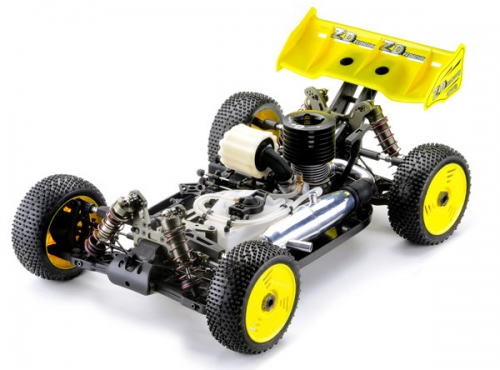 ZRB-2 Pro Buggy 1:8 GP RTR Krick 640001