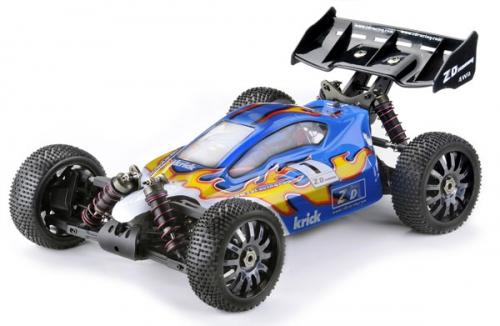 ZRE-1 Eco Buggy 1:8 Brushless Krick 640006