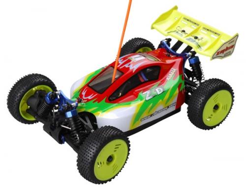 ZMB-16B Buggy 1:16 RTR 27 MHz Krick 640026