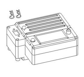 Batteriebox Krick 648029