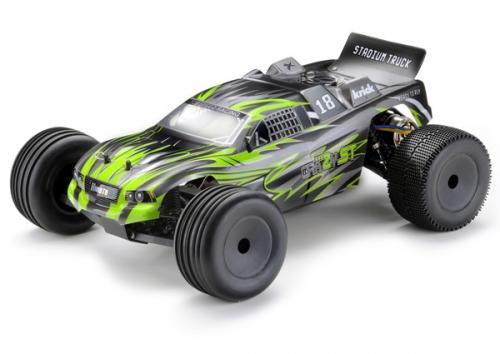 Crazy ST 2WD 1:10 MegaE EP RT Krick 650046