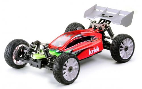XBL8 Buggy BL 1:8 RTR MegaE8 Krick 650101