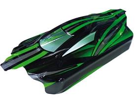 Karosserie Buggy grün XB E10 Krick 650900