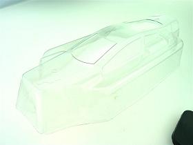 Karosserie Buggy unklackiert PC XB E10 Krick 650902
