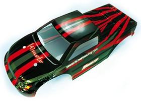 Karosserie Monstertruck rot MT E10 Krick 650921