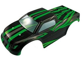 Karosserie Monstertruck grün MT E10 Krick 650922
