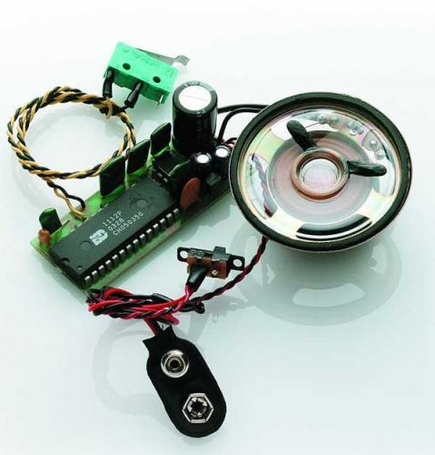 Soundmodul Helicopter-Rotor Krick 65127