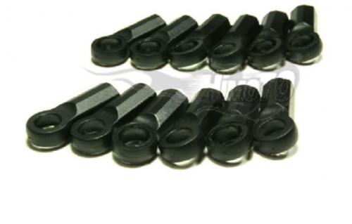 Kugelpfanne 6,8 mm 12 Stück Krick 651280