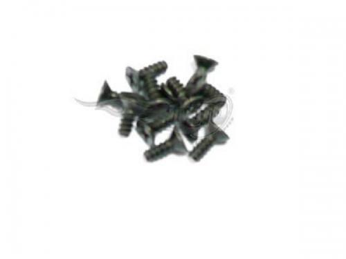 Senkkopf Blechschrauben 3x8 mm  12 Stück Krick 653066