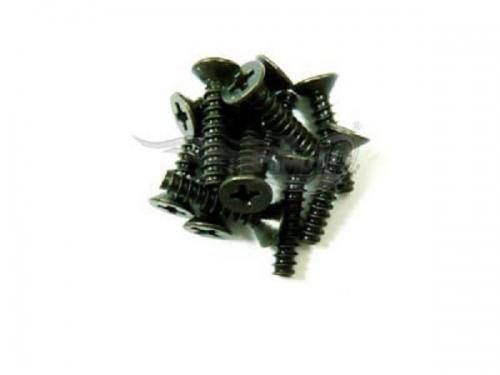 Senkkopf Blechschraube 3x14 mm  12 Stück Krick 653068