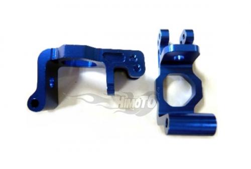 Aluminium C-Hubs vorne blau e Krick 654112
