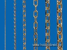 Ankerkette 1,2x4,5x7,8  1m Krick 65430