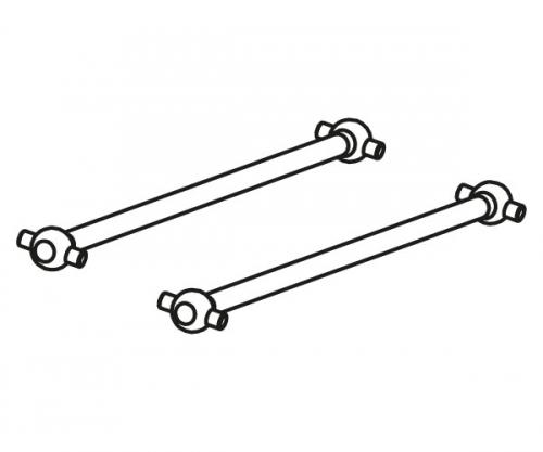 Antriebswellen hinten (2) Krick 655142