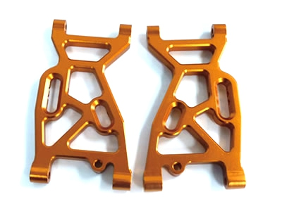 Aluminium Querlenker vorne (Paar) TT E8+N8 Buggy Krick 655311